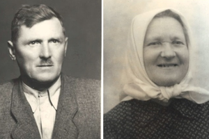 Jozef Krajčovič with his wife Anna are righteous among the nations.