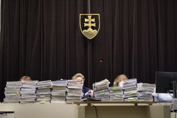 The Supreme Court senate upheld the verdict concerning sentences for Patrik Pachinger and Dávid Brtva.