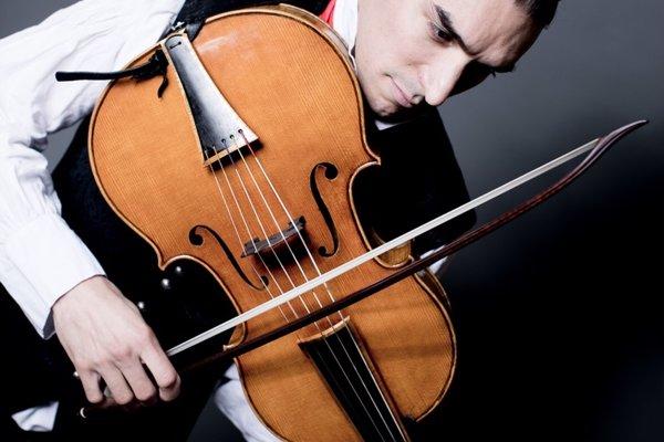 Sergey Malov - violoncello da spalla
