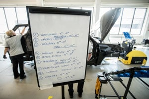 JLR Training Academy in Nitra