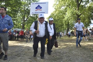 Romanian believers attended the Levoča pilgrimage, too.