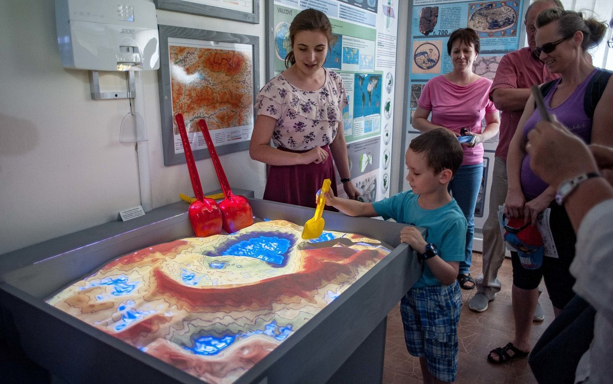 Create your own map in a new museum - spectator.sme.sk 86e780945f1