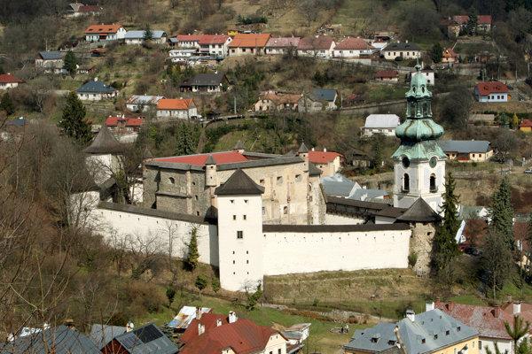 The Old Castle in Banská Štiavnica