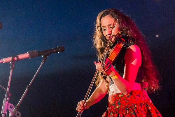 Barbora Botošová will perform with students at Gipsy Bashavel