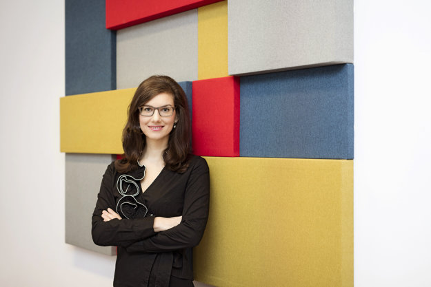 Marcela Krajčová, HR manager Philip Morris Slovakia