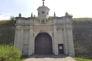 The simulation will take place in the historical fortress at Komárno.