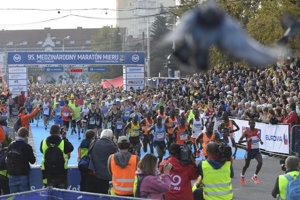 International Peace Marathon (MMM) Košice, 2018.