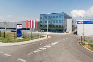 ZKW Slovakia in Krušovice, Slovakia