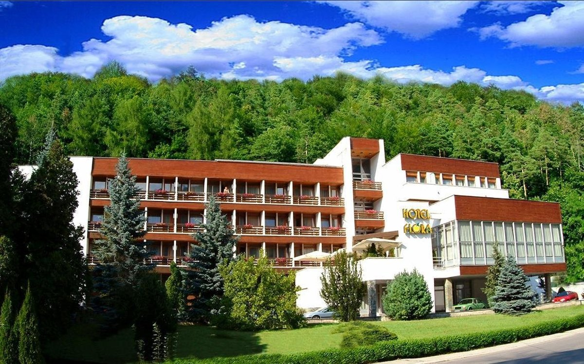 The wellness and spa Hotel Flóra    - spectator.sme.sk 807924d0ccc