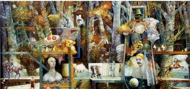 Nikolaj Feďkovič: Great Things (exhibition)