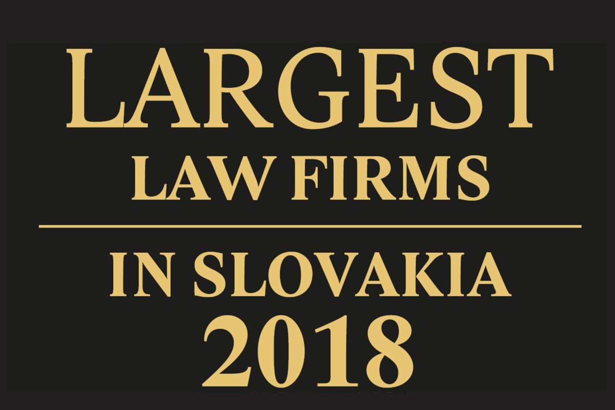 Which are the largest law firms in Slovakia? - spectator sme sk