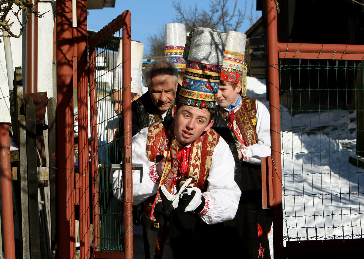 Christmas Traditions In Slovakia Spectatorsmesk