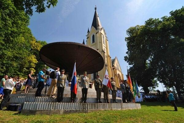 Pilgrimage in Levoča