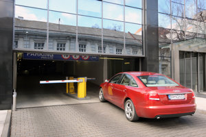 Parking as a benefit it popular among employees.