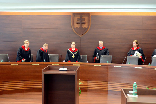Constitutional Court judges