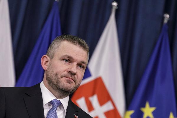 PM Peter Pellegrini