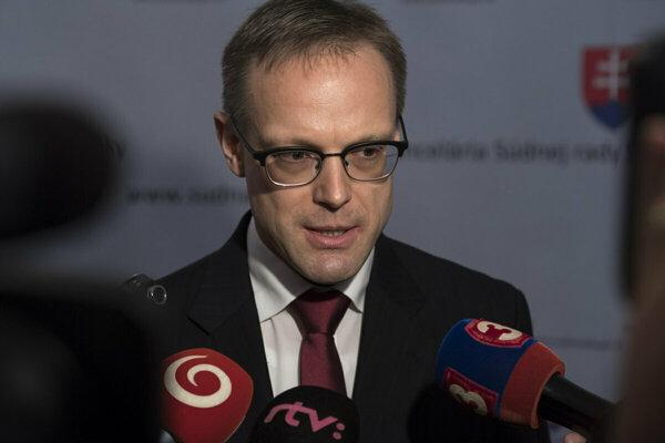European Court of Human Rights lawyer Michal Kučera