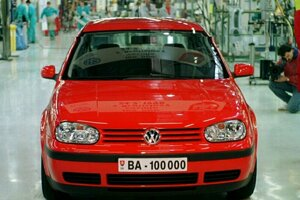 VW Gold TDI A4 in 1998