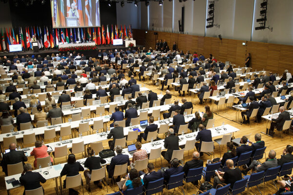 NATO Parliamentary Assembly in Bratislava