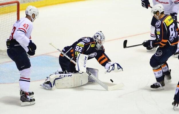 HC Košice faces off Slovan Bratislava on September 12, 2019. It is the opening match of the 2019/2020 ice-hockey season.