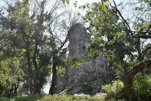 Viniansky castle