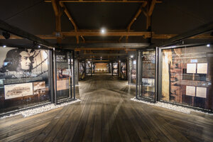 A new exposition in the Holocaust Museum in Sereď is opened on February 11, 2020.