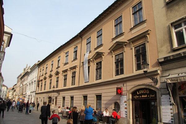 Pálffy Palace