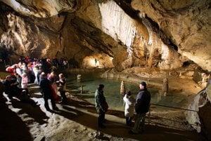 Belianksa Cave in High Tatras