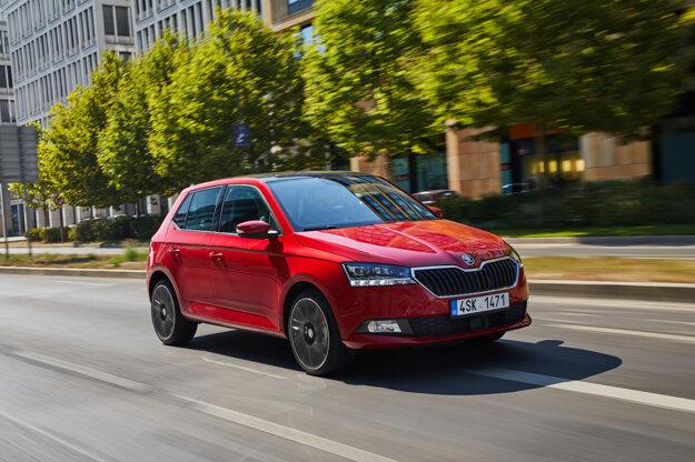 The best-selling vehicle in Slovakia in 2020 was the ŠKODA FABIA