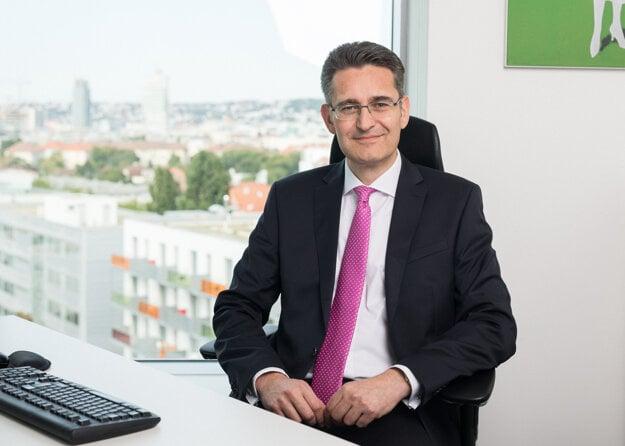 Christian Schulz, President Henkel Slovensko and Head GBS+ Bratislava