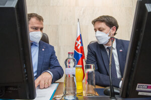 Cabinet discussed at its April 14 session the Sputnik V vaccines, among other things.