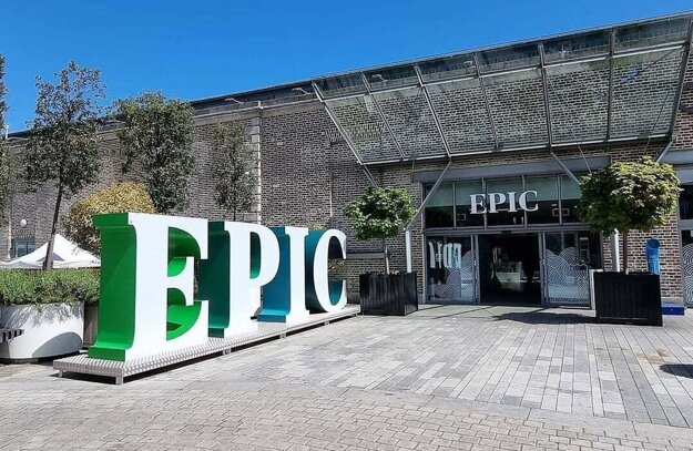 Írske imigračné múzeum v Dubline.