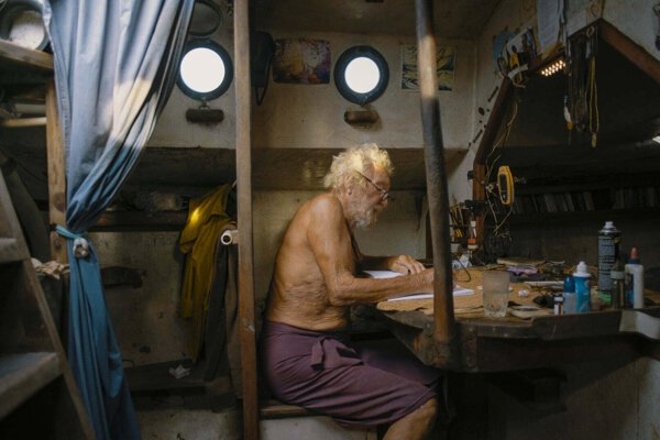 """Slovak documentary """"The Sailor"""" won an award at the Rhode Island film festival in the USA in mid-August."""