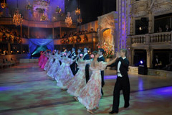 The creme de la creme of Slovak society attended the eighth Opera Ball on January 12.