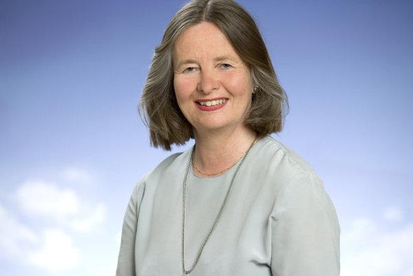 Norwegian Ambassador to Slovakia Brit Lovseth.