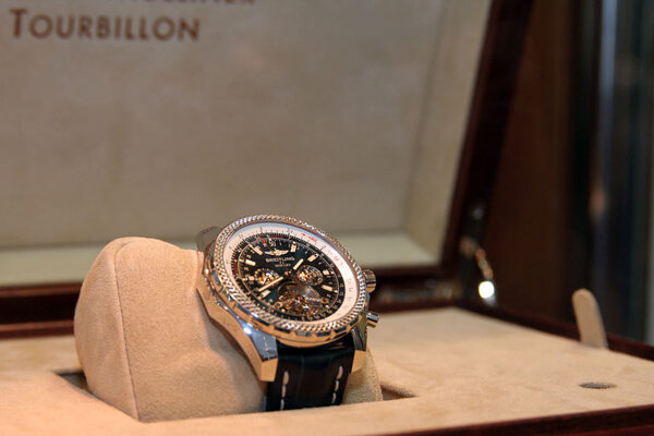 The Sk5 mln watch.
