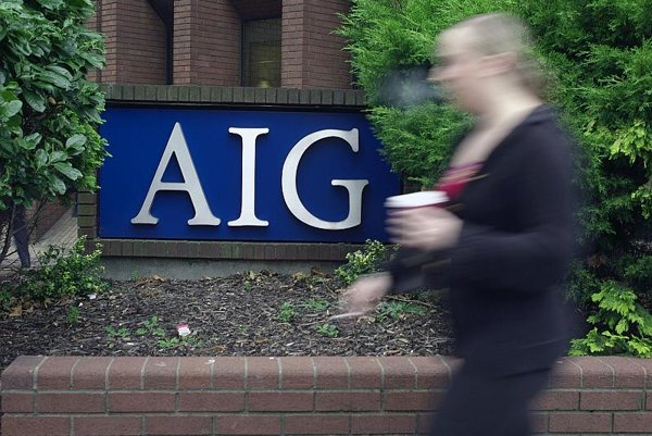 AIG's problems have not crossed the ocean yet.