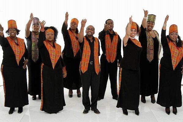 THE FAMED Harlem Gospel Choir