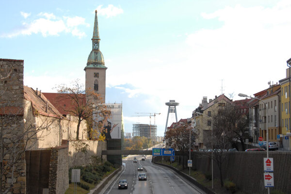 Staromestská Street in Bratislava should get a new look in the coming years.