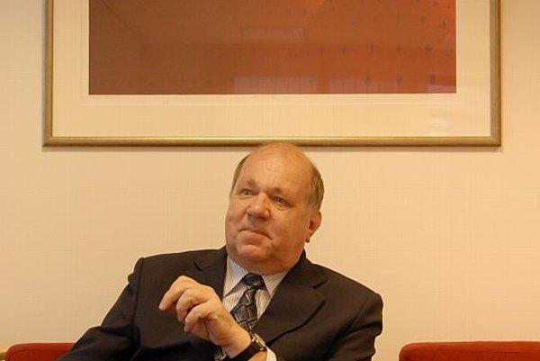 Finnish Ambassador Jukka Leino.