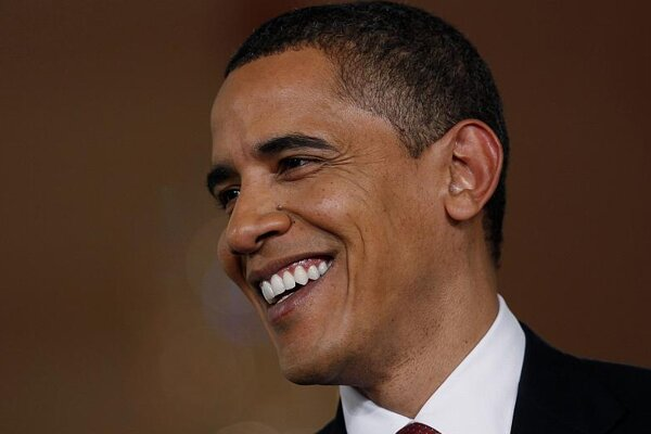 Obama for president - of Slovakia?