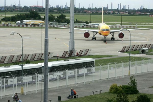 Bratislava Airport wants to atrract more freight traffic.