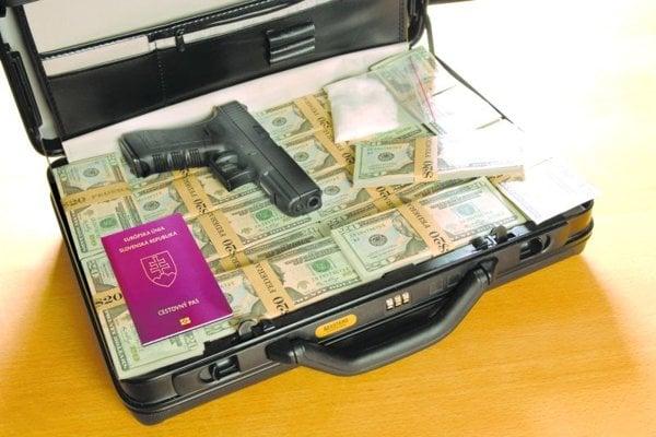 A suspected drug trafficker of Serbian origin holds a Slovak passport