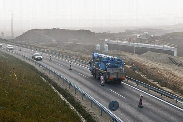 Completion of Slovakia's highways remains some way off.