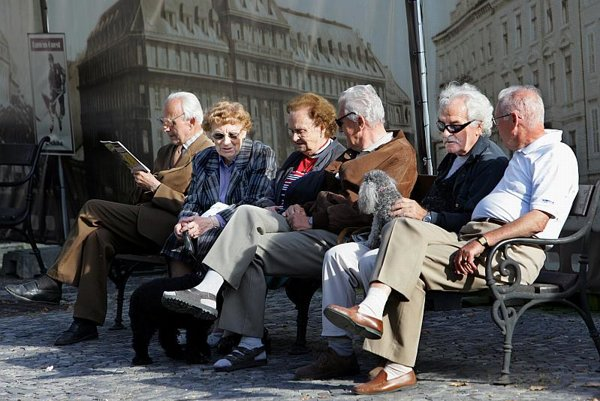 Latest demographic statistics show Slovak population is ageing.