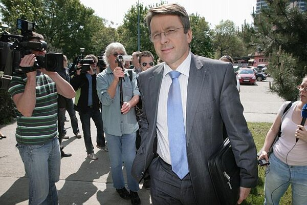 Finance Minister Ivan Mikloš may need to find additional tax revenue if growth dips.