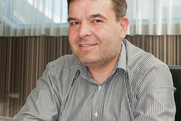 Juraj Sabaka, president of ITAS.