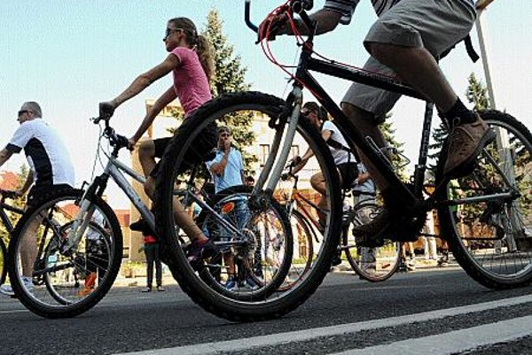 Bratislava says it will seek to improve its cycling lanes and paths.
