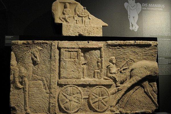 Museum Carnuntinum offers almost 1,200 precious artifacts