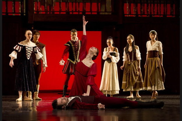 Romeo and Juliet, the ballet staging in SND
